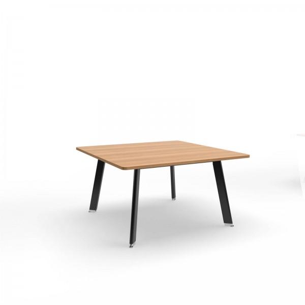 135x135x74cm (BxTxH), Balma Konferenztisch Simplic, rechteckig