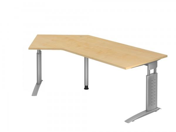 Schreibtisch US21 210x113cm