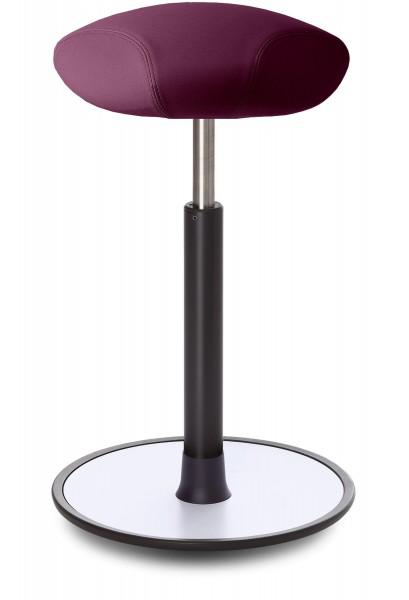 Design Hocker Ongo Free 58-82cm Nature Base Polster