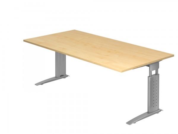 Schreibtisch US2E 200x100cm