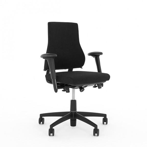Bürostuhl Axia 2.2 - hohe Rückenlehne, Mechanik Basic