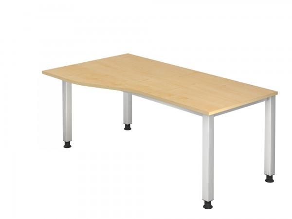 Schreibtisch QS18 180x100/80cm