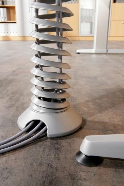 Kabelspirale vertikal flexibel