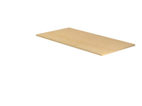 Tischplatte 160 x 80 cm