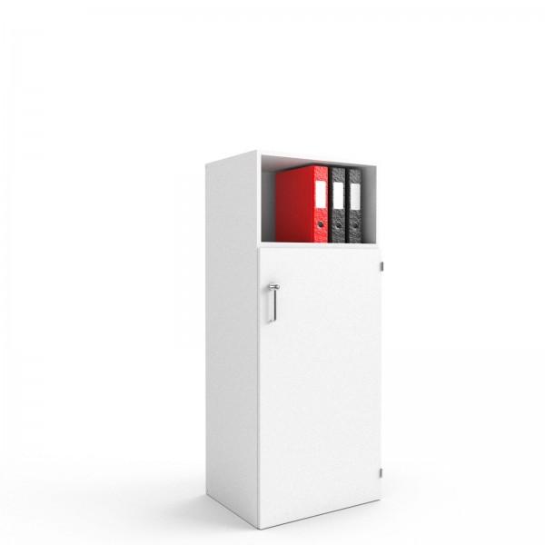 Balma J-System Schrank mit Türen, offen 60cm