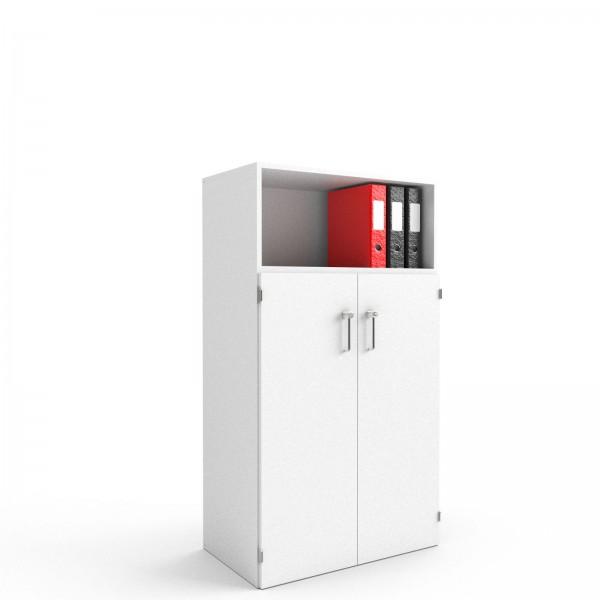 Balma J-System Schrank mit Türen, offen 80cm