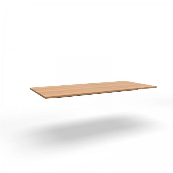 205x90x74cm (BxTxH), Balma Modulkonferenztisch Simplic, Mittelelement