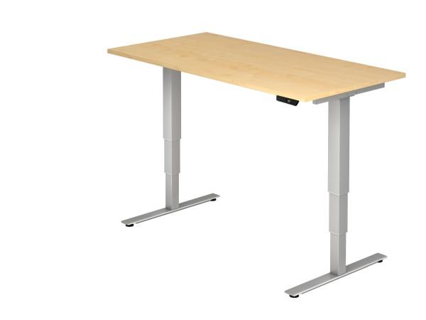 160x80cm, rechteckig, Schreibtisch XDSM16 elektr. höhenverstellbar von Hammerbacher