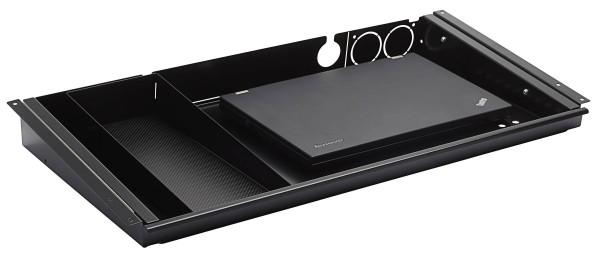 Laptop-Schublade 2014, inkl. Softclose und Stiftablage
