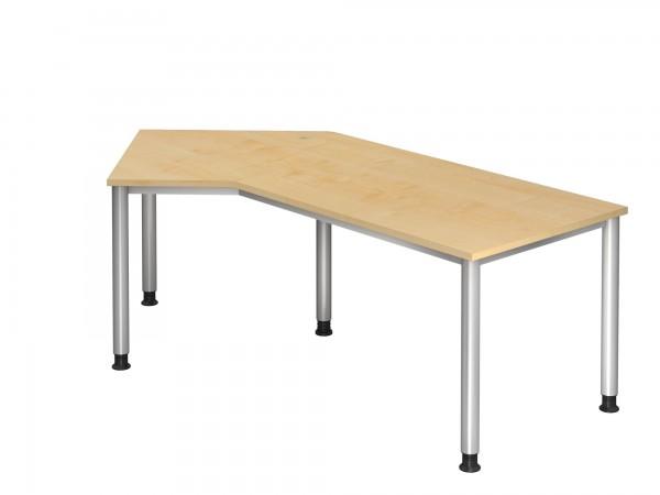 Schreibtisch HS21 210x113cm