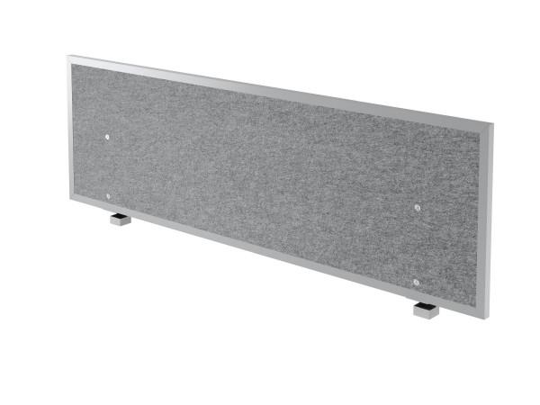 Akustik-Trennwand ATW16 160cm, mit Alu-Rahmen