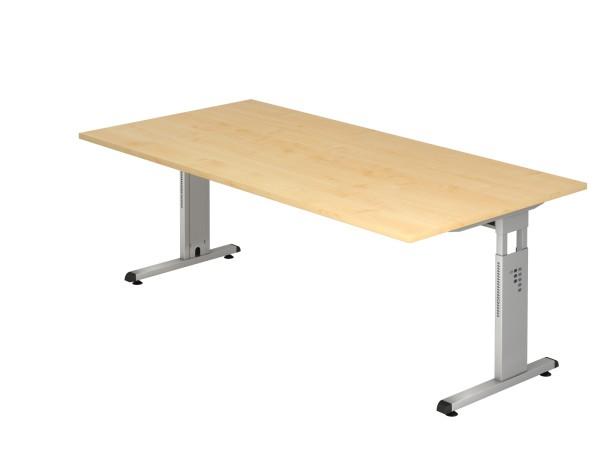 Schreibtisch OS2E 200x100cm
