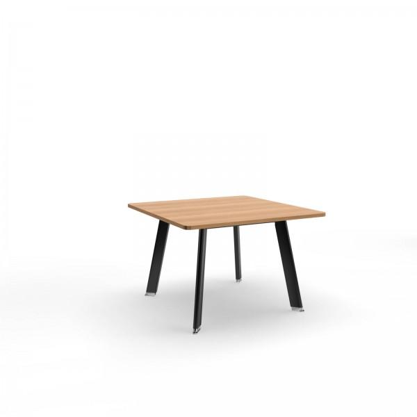 110x110x74cm (BxTxH), Balma Konferenztisch Simplic, rechteckig