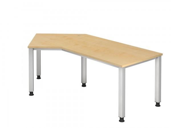 Schreibtisch QS21 210x113cm