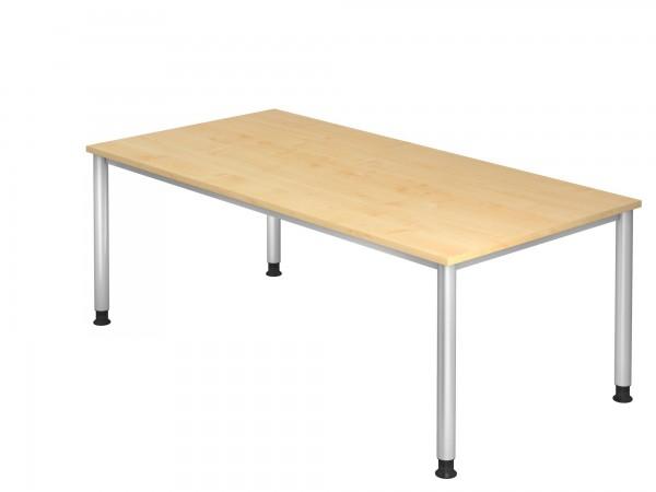 Schreibtisch HS2E 200x100cm