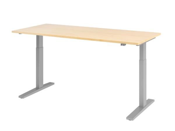 180x80cm, rechteckig, Schreibtisch XMKA19 elektr. höhenverstellbar von Hammerbacher