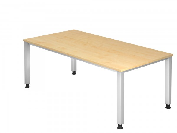 Schreibtisch QS2E 200x100cm